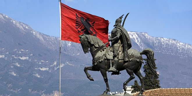 albania history traditions culture languages